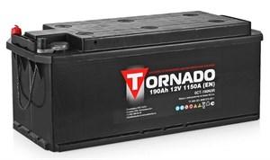 Tornado 6CT-190 АЗ (обратная полярность), автомобильный аккумулятор