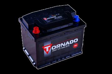 Tornado 6CT-60 АЗ, автомобильный аккумулятор