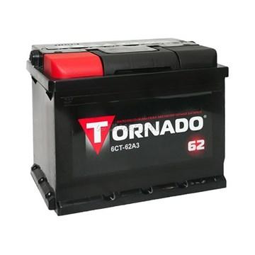 Tornado 6CT-62 АЗR, автомобильный аккумулятор