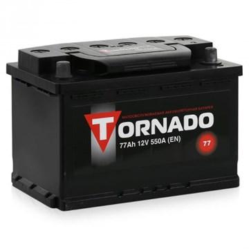 Tornado 6CT-77 АЗR, автомобильный аккумулятор