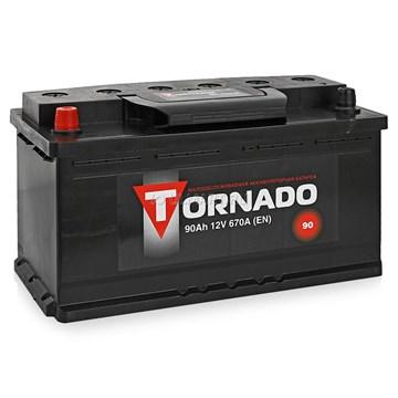Tornado 6CT-90 АЗR-Е, автомобильный аккумулятор