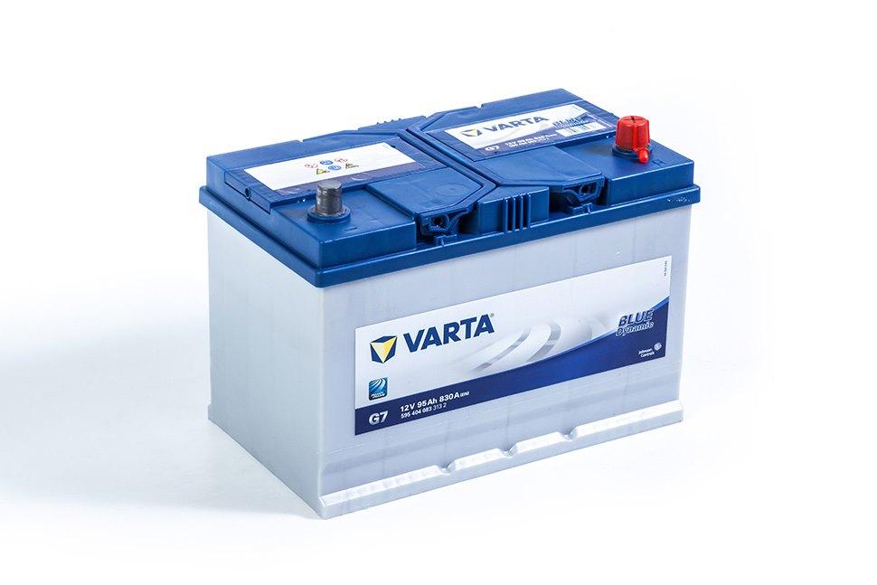 Varta Blue Dynamic G7 595 404 083