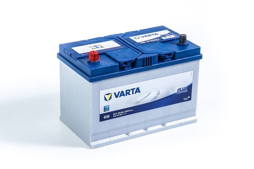 Varta Blue Dynamic G8 595 405 083