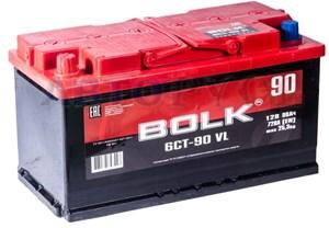 Bolk AB 901 L+, автомобильный аккумулятор