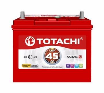 TOTACHI CMF 55B24LS автомобильный аккумулятор