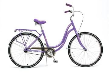 "Велосипед  Wind Scarlett 26"" 1-скор. 17"" рама фиолетовый"