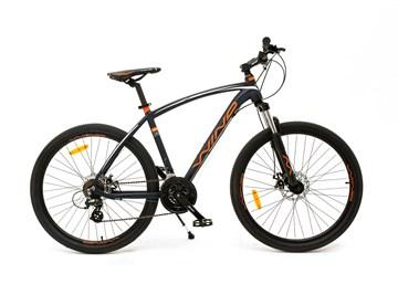 "Велосипед Wind Olympic 26"" 21-скор. 17"" рама серый"