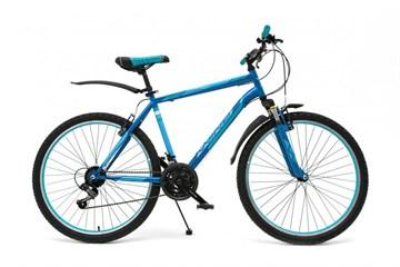 """Велосипед Wind Pamir 26"""" 21-скор. 18"""" рама серо-красный"""