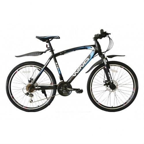 """Велосипед Wind Storm 26"""" 21-скор. 18"""" черный"""