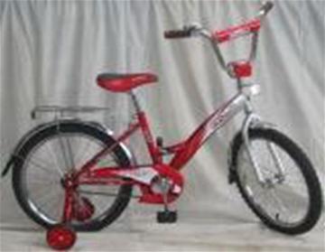 Байкал В2008, детский двухколесный велосипед