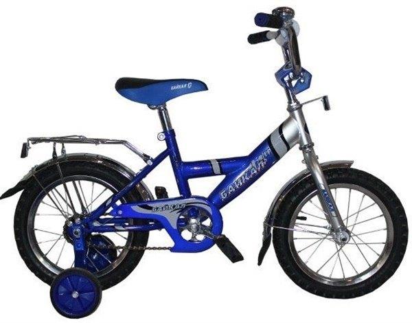 Байкал В1403, детский двухколесный велосипед