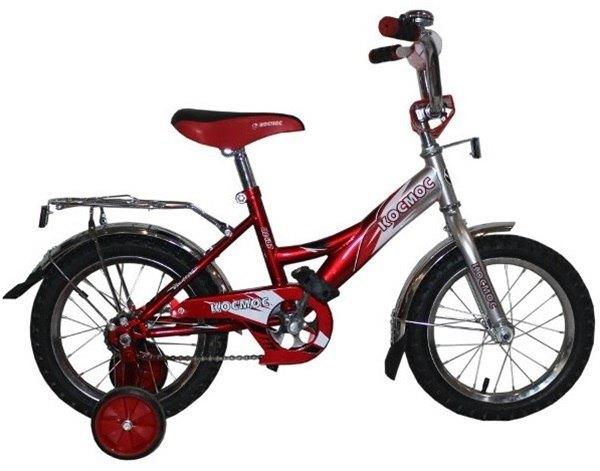 Космос В1407, детский двухколесный велосипед