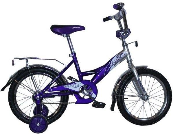 Космос В1607, детский  двухколесный велосипед