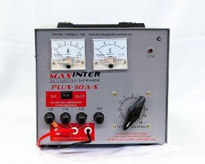 Зарядное устройство Maxinter PLUS-30 DT-S