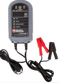 Зарядное устройство Quattro Elementi (Ergus) i-Charge 7 (6/12В, 7 А, дисплей) полный автомат