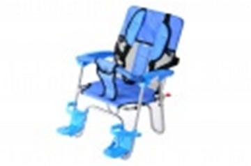 Кресло детское, DM-ZY/3A, на багажник REQDMZY3A002, (синий)