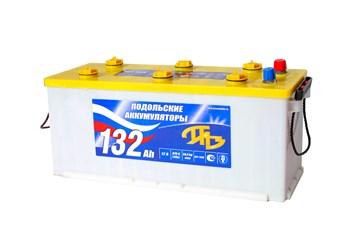 ПАЗ 6СТ-132 N, автомобильный аккумулятор