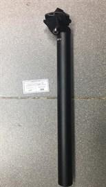 Подседельный штырь UNO, алюминий 31,6 Х 350ММ, черный (без крепления)
