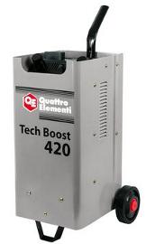 Пуско-Зарядное устройство Quattro Elementi (Ergus) Tech Boost 420 (200А)