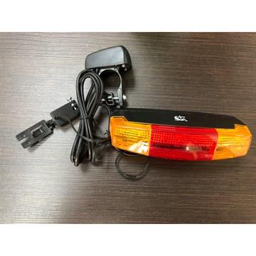 Сигналы, XC-400А, электронный, пластик, световой, 7 светодиодов, Joykie