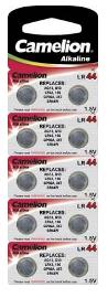 Элемент питания Camelion G13 (LR1154)  BL10