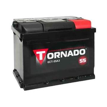 Tornado 6CT-55 АЗR, автомобильный аккумулятор
