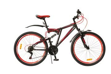 """Велосипед Wind Athlete 26"""" 21-скор. 18,5"""" рама серый"""