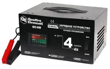 Зарядное устройство Quattro Elementi (Ergus) BC 4M
