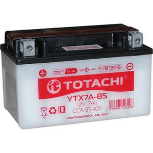 Мото аккумулятор TOTACHI MOTO CMF YTX7А-BS R