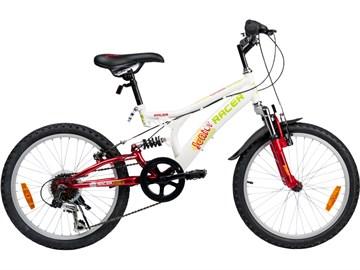 Racer 940-20 (белый), детский велосипед