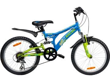 Racer 940-20 (синий), детский велосипед