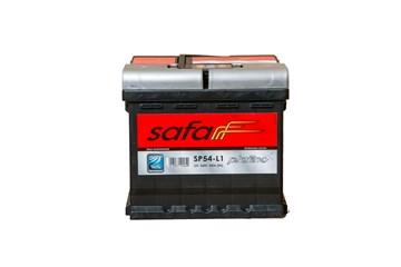 SAFA Platino SP54-L1, автомобильный аккумулятор