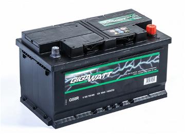 Аккумулятор Gigawatt G80R 580 406 074