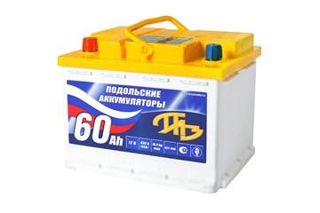 Автомобильный аккумулятор ПАЗ 6СТ-60 NR