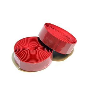 Лента (обмотка на руль) 2 шт. по 2 м (цв. красный)
