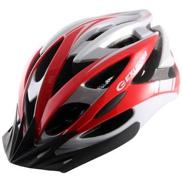 Шлем велосипедный, KAGAMI (TW), M/L, красный