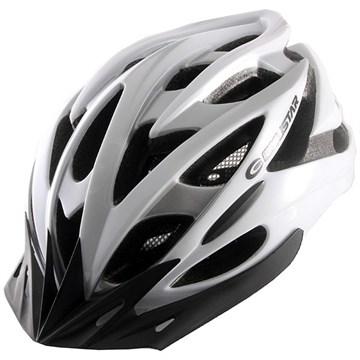 Шлем велосипедный KAGAMI (TW), M/L, белый
