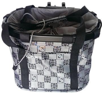 Корзина-сумка на руль KAI WEI, с быстросъемным креплением