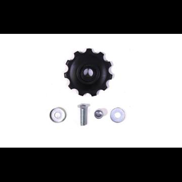 Ролик нижний POWER для заднего переключателя, черный
