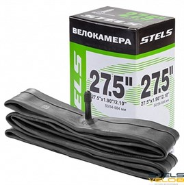 "Велокамера STELS Seyoun 27.5"" x 1.90/2.10 с автовентилем"