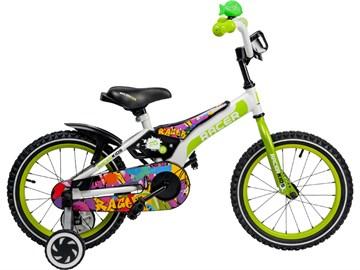 Racer 511-16 (зеленый), детский велосипед