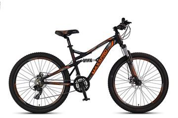 Горный велосипед MAXXPRO SENSOR 27,5 чёрно-оранжевый