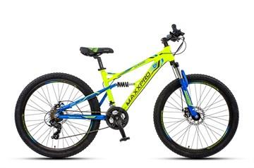 Велосипед MAXXPRO SENSOR 27,5 желто-синий