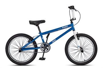 Трюковый велосипед MAXXPRO KRIT, синий