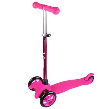 Детский самокат Gimpel K 120/80 Pink