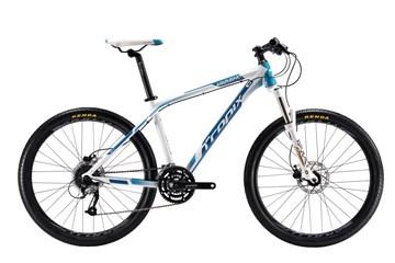 Велосипед TROPIX MARIANO 2.0 (2018), бело-голубой