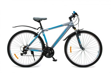 """Горный велосипед-найнер WIND VESUVIUS 29"""", 21-скор., черно-красный"""