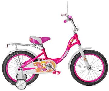 """Велосипед BLACK AQUA Camilla 20"""" розовый"""