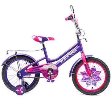 """Велосипед BLACK AQUA Lady 20"""" 1-скор фиолетовый-бирюзовый (2018)"""